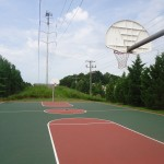A good nearby recreation center is Lee District