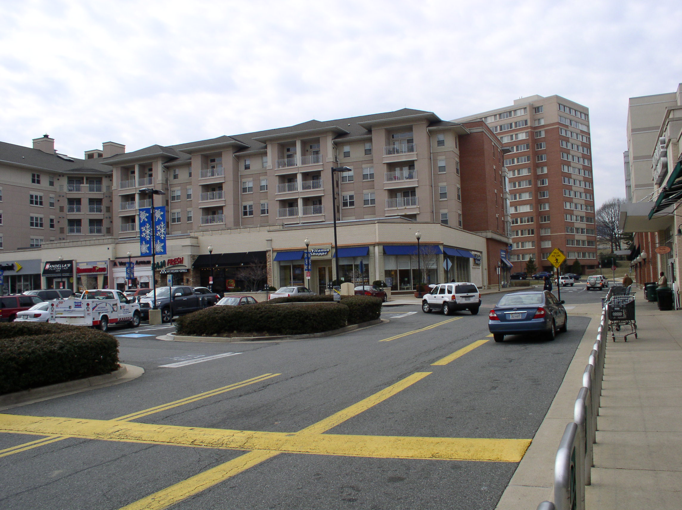 Pentagon City Mall Zip Code