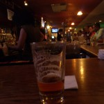 The night life at the Rock It Grill Bar in Old Town