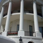 Porch of the White House