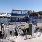 boat on the Potomac River