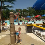 Pirates Cove Waterpark on a summer day