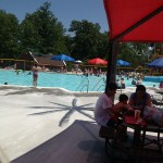 Pirates Cove Waterpark serves food