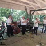 Live music at Pohick Regional Park
