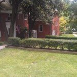 A sunny day at Park Fairfax