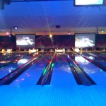 Cosmic bowling at Fort Belvoir