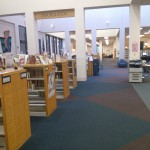 Beatley Library is in West End Alexandria