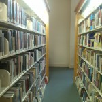 Beatley Library is close to Cameron Station