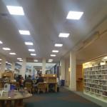 Beatley Library is near Landmark Mall