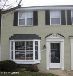 Townhouse in Fairlington Towne