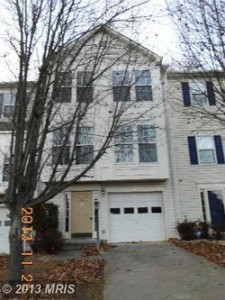 townhouse in Ridgefield Crossing