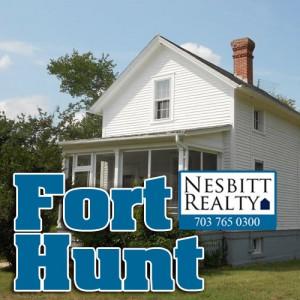 Fort Hunt real estate agents.