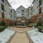 Condo in 4860 Eisenhower Ave #176 Alexandria VA 22304.