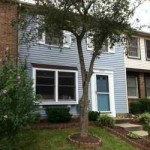 Townhouse in 8293 Bark Tree Ct Springfield VA 22153.