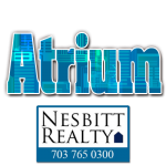 Atrium real estate agents.