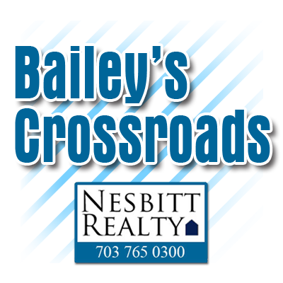 Bailey's Crossroads real estate agents.