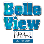 Belle View Condominiums have a nice location