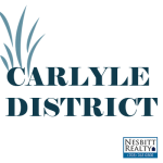 """""""CARLYLE DISTRICT REAL ESTATE AGENTS"""""""