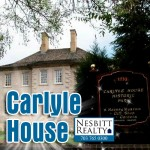 Carlyle House real estate agents.