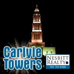 Carlyle Towers real estate agents.