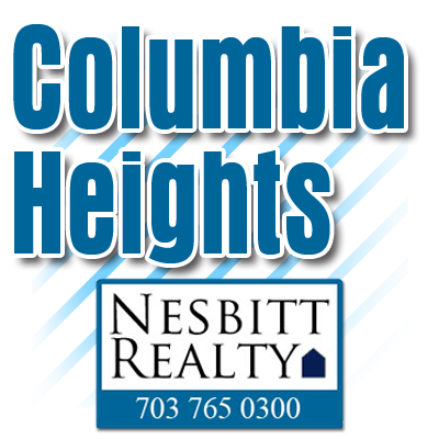 Columbia Heights real estate agents.