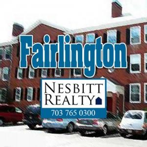 Fairlington real estate agents.