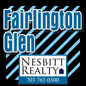 Fairlington Glen real estate agents.