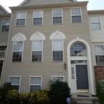 Townhouse in 7818 Seth Hampton Dr Alexandria VA 22315