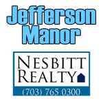 Where is Jefferson Manor in Fairfax County VA?