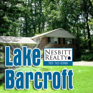 Lake Barcroft real estate agents.