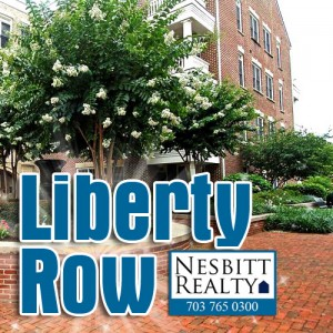 Liberty Row real estate agents.