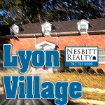 Lyon Village real estate agents.