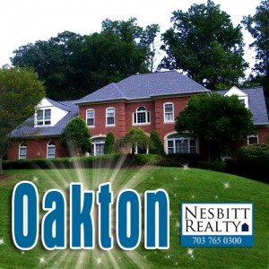 Oakton real estate agents.