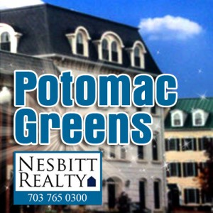 Potomac Greens real estate agents.