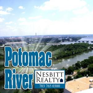 Potomac River real estate agents.