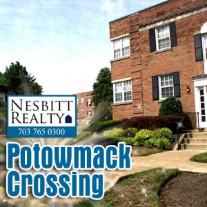 Potowmack Crossing real estate agents.
