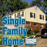 Single Family Home real estate agents.