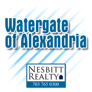 Watergate of Alexandria real estate agents.