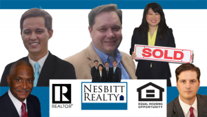 real estate agents of Nesbitt Realty