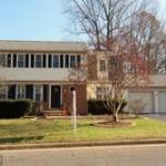 Single-family home at 5933 Burnside Landing Dr Burke VA 22015