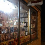 Aftertime Comics is a hole in the wall shop on King St. with plenty of vintage and new comics