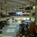 Inside Tysons II mall