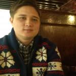 Aubrey Nesbitt likes wool sweaters