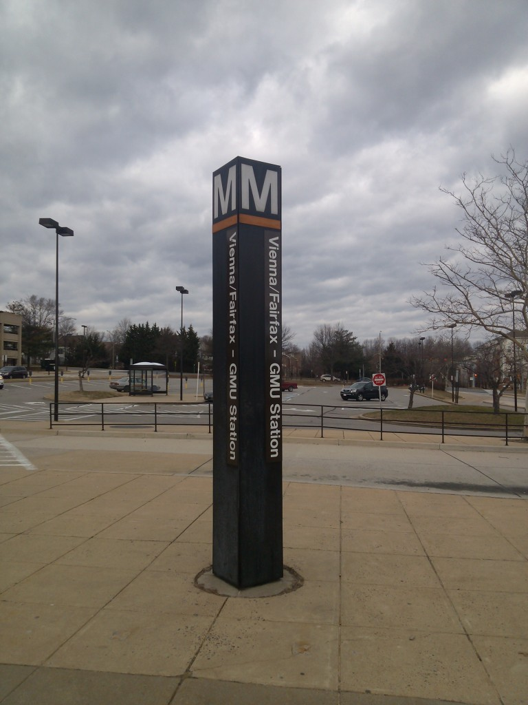 Vienna is close to George Mason University