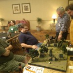 Miniature gaming employs a gamers imagination and critical thinking skills