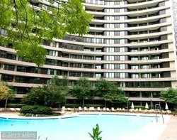 Condo in 1300 Crystal Dr #310 Arlington VA 22202.