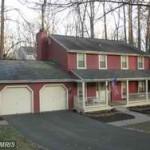 House in 5902 New England Woods Dr Burke VA 22015.