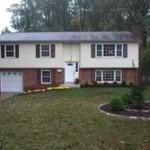 House in 7823 Shreve Rd W Falls Church VA 22043.