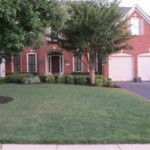 Townhouse in 4609 Ryecliff Ct Woodbridge VA 22192