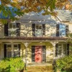 A Single family house in 3856 Glebe Rd N Arlington VA 22207